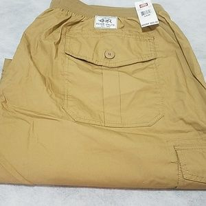 BIG AND TALL ECKO CARGO SHORT FOR MEN